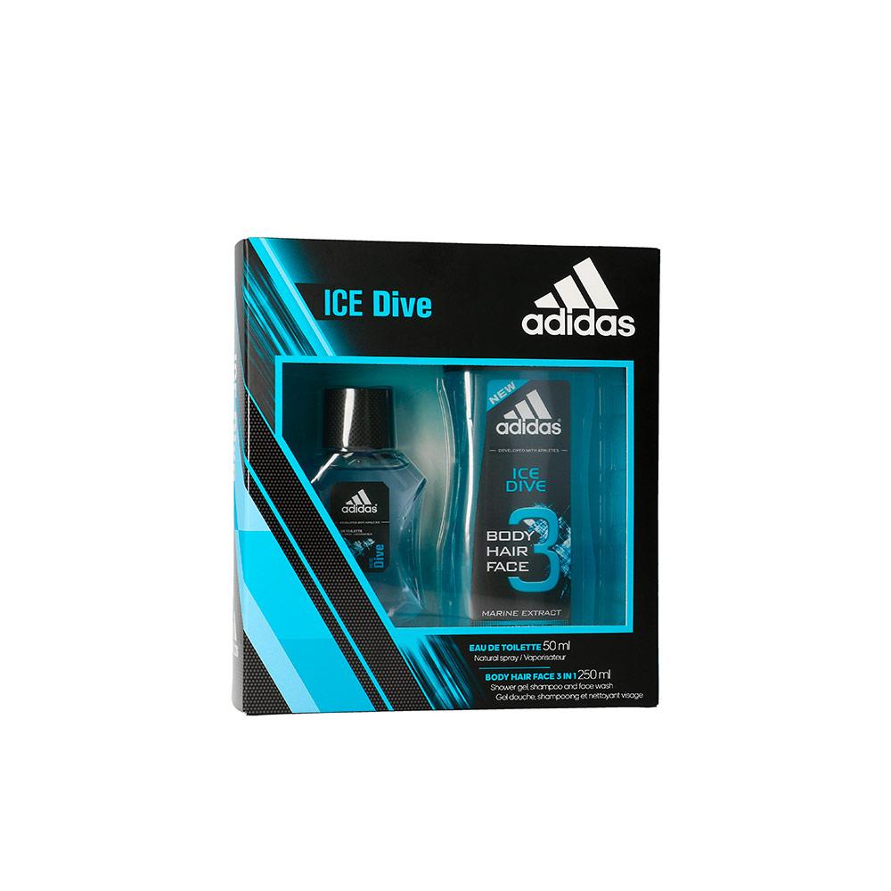 En riesgo descanso Bebida  tiendas-colores-adidas-ice-dive-50-ml-gel | Tiendas Colores