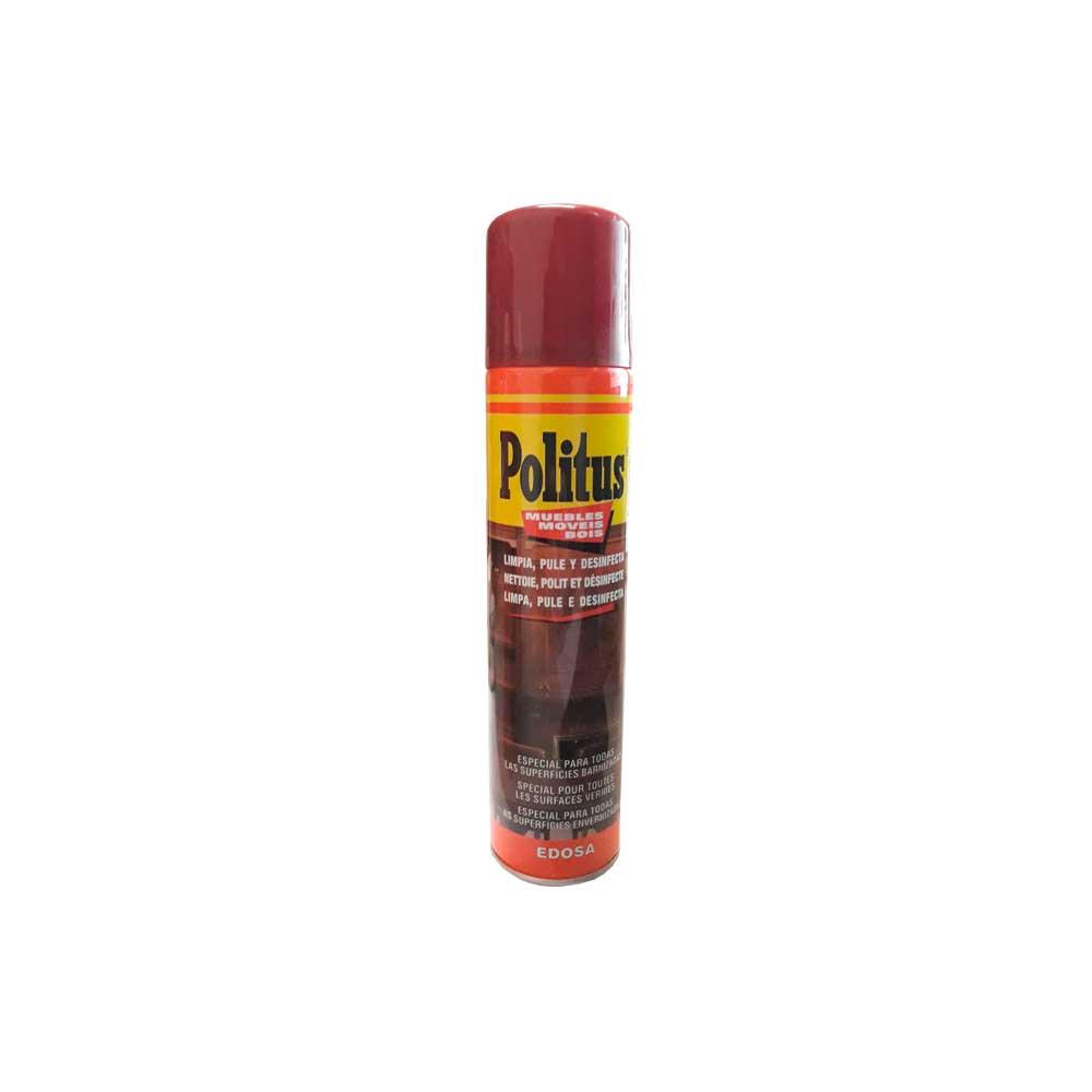 Politus limpia muebles spray 400 ml tiendas colores - Productos para limpiar muebles ...
